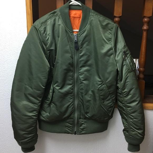 25b4fefa24ebaa Alpha Industries Jackets   Coats